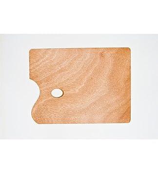 Lukas Holz-Palette rechteckig 40 x 30 cm