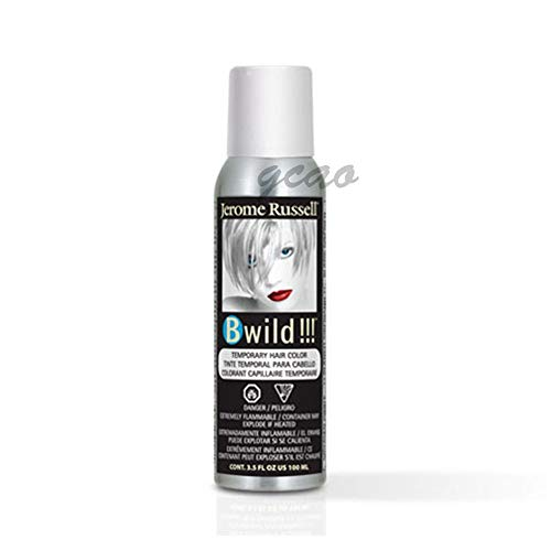 (jerome russell B Wild Color Spray, Siberian White, 3.5)