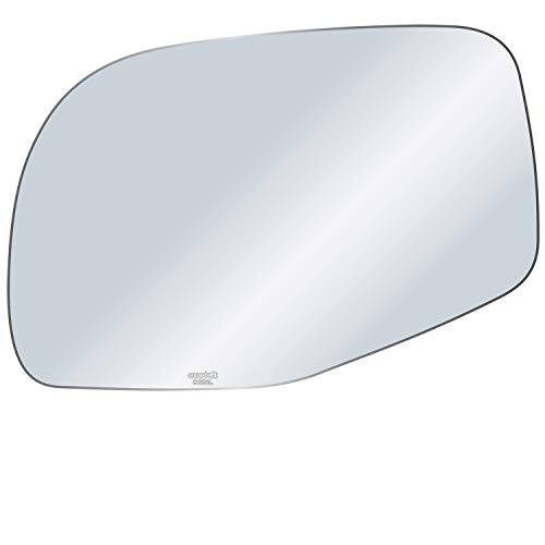 exactafit 8653L Driver Left Side Mirror Glass Replacement fits 97-05 Ford Explorer Ranger Sport Trac by Rugged TUFF ()