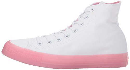 White Womens Hi Converse Star cherry Blossom Trainers a7w1gEq