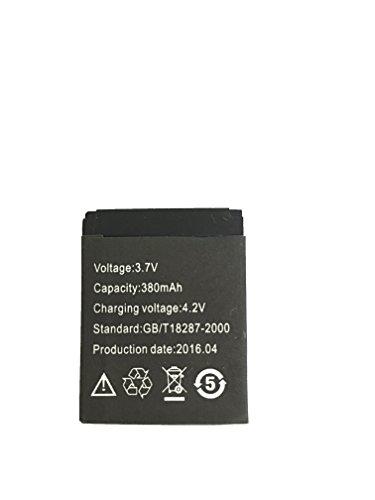 Surmos Original Battery for A1 smart watch smart phone watch smart watch 380mAh 3.7V battery