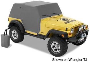 Full Weather Jeep Cover for Jeep Wrangler LJ 2004-2006 Smittybilt 825