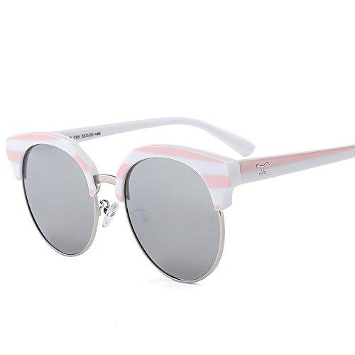 en T95 soleil Qinddoo Sunglasses des lunettes soleil polarisées plein Fashion personnalité femmes de La lunettes air de fxB1Tqwp