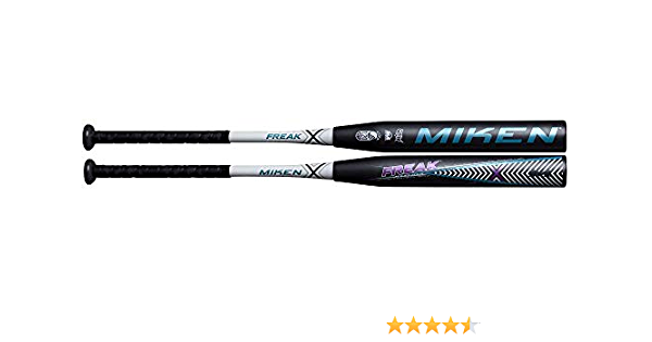"Miken MFX20U freak x 12/"" maxload USSSA slowpitch Softball Bat divers poids"
