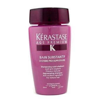 Kerastase Age Premium Bain Substantif Rajeunir Shampooing (pour les cheveux d'âge mûr) 250ml/8.5oz