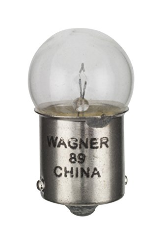 Wagner Lighting 89 Miniature Lamp G-6