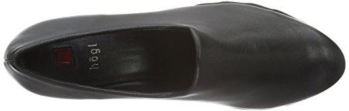 Högl 2-10 3247, Chaussures à Compensée Femme Noir - Schwarz (0100)