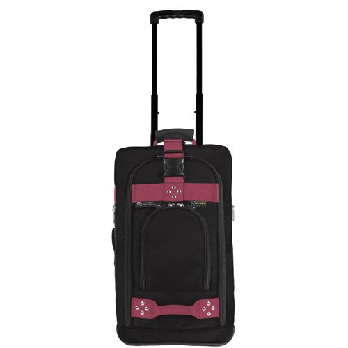 Club Glove Carry-On III Travel Bag - Black / Pink