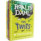 (Roald Dahl: Plays for Children 6 Books Collection Set (Charlie and the Chocolate Factory, Fantastic Mr Fox, James and the Giant Peach, The BFG, The Twits, The Witches))