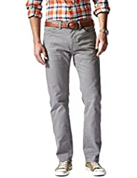 Men's Jean Cut Stretch Straight Fit Pant