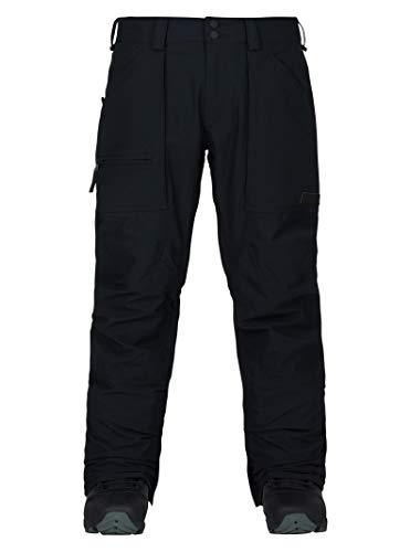 Burton Men's Southside Slim Fit Pant, True Black, Small