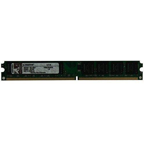 Ddr2 Sdram Valueram Memory 2gb - Kingston 2GB KVR667D2N5/2G ValueRAM PC2-5300 (DDR2-667) DIMM 667 MHz 1.8V 240 Pin Memory