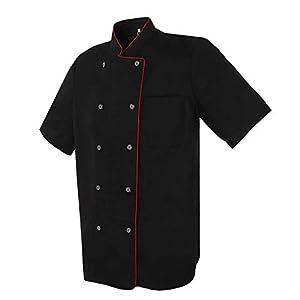 MISEMIYA Cocinero Chaquetas Chef 8