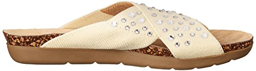 Oliana Report Natural Huarache Women's Report Women's q7TznB