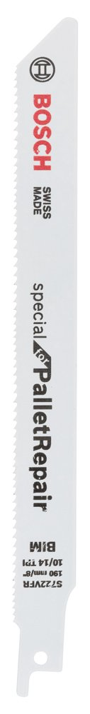 Bosch 2330308 Sabre Saw Blade , White