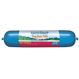 Natural Balance Dog Food Roll, Beef Formula, 3.5-Pound
