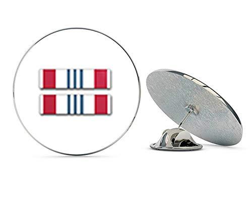 Veteran Pins US Army Defense Meritorious Service Medal Ribbon Metal 0.75