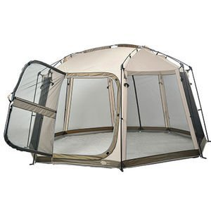 Field N' Forest Copper Falls 13x13 Outdoor Screenhouse Great for Camping