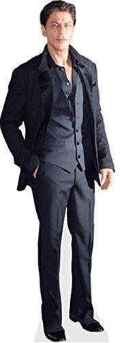 Celebrity Cutouts Shah Rukh Khan (Shirt) Pappaufsteller lebensgross