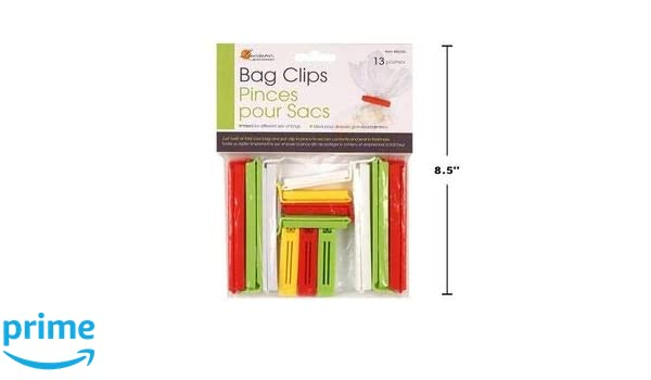 New 30 IKEA BEVARA sealing clips food storage bag seal freezer dishwasher safe