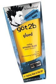 Got2B Glued Spiking Glue, Styling, Original, 6 oz.