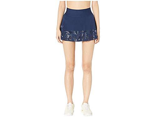 Stella Mccartney Adidas Tennis - adidas Women's by Stella McCartney Floral Skirt Night Indigo Large
