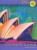 Harcourt School Publishers Horizons Texas: Student Edition  Grade 6 2003