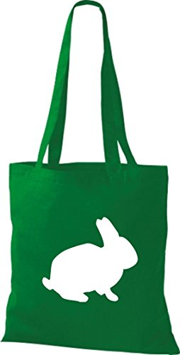 Verde Algodón Kelly Bolso Para De Krokodil Mujer Tela S4qaWwg
