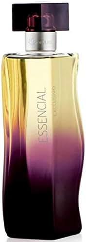 Linha Essencial Natura - Deo Perfume Feminino Exclusivo 100 Ml - (Natura Essential Collection - Exclusive Eau De Parfum For Women 3.38 Fl Oz)