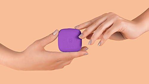 MyLivia Revolucionario tratamiento abdominal eléctrico Púrpura