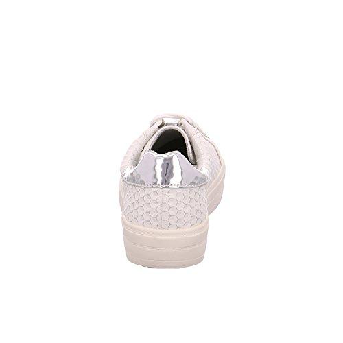 Ville Lacets 112360428120 À Offwht Pour Chaussures Tamaris De Femme BxUHZgq