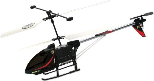 Amazoncom Venom Ozone 3 Ch Rc Helicopter Black Toys Games