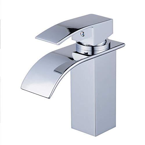 Wasserhahn Becken Wasserhahnsingle Handle Single Hole Hardware Basin Faucet Hot and Cold Basin Faucet