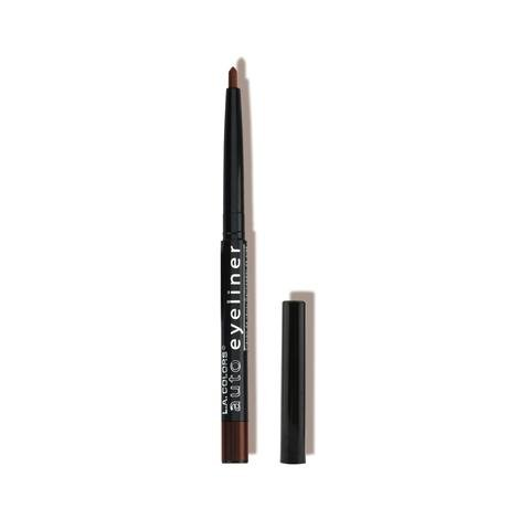 L.A. Colors Automatic Eyeliner Pencil, Black Brown, 0.009 Ou