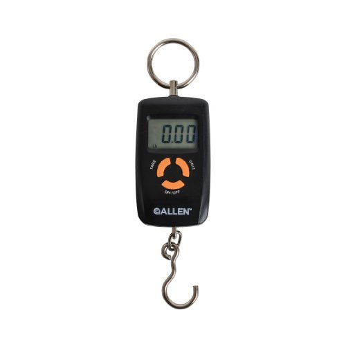 Allen Company 100-Pound Digital Bow Scale, Black
