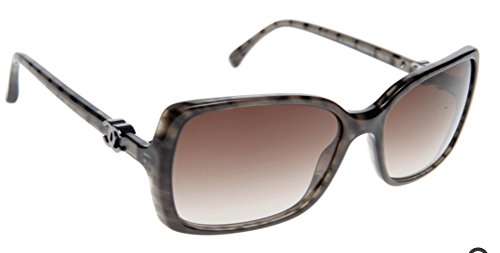 Chanel Rectangle Brown, Brown Gradient Lenses CH5218 c1305/3B 54