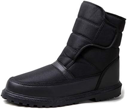 スノーブーツレインブーツ ラウンドトゥ ハイカット メンズ ショートブーツ スリッポン 革靴 厚底 アウトドア 紳士靴 冬用 安全靴 マーティンブーツ 裏起毛 デザートブーツ ウォーキングシューズ