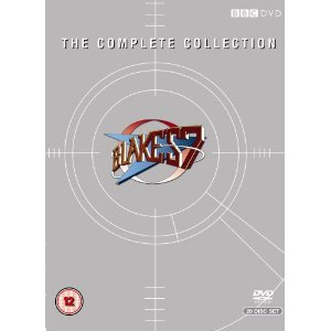 Blake's 7: The Complete Collection [Region 2]