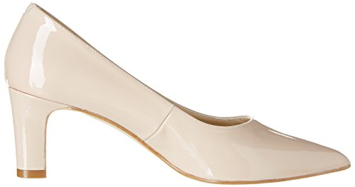 Studio charol Shoes Paloma Rose Court Women's 19870 Nude UYOvwqUzxn