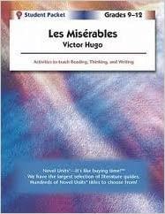 Book Les Miserables - Student Packet by Novel Units, Inc. by Novel Units (2006-02-15)