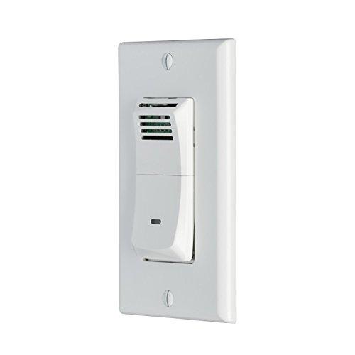 Broan-NuTone 82W Humidity Sensing Wall Control, White