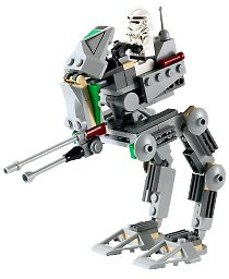 Lego Star Wars 7250 Clone Scout Walker Amazoncouk Toys Games