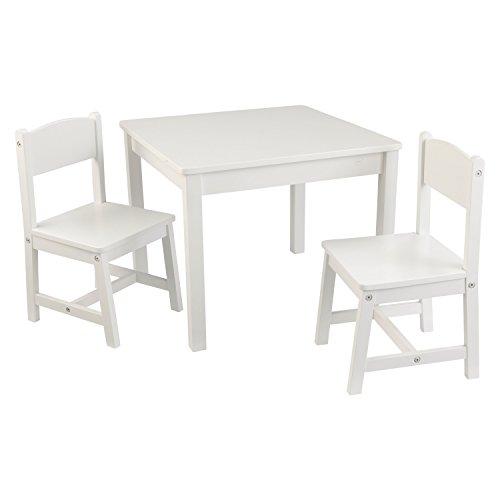 Kidkraft Aspen Table and Chair Set - White