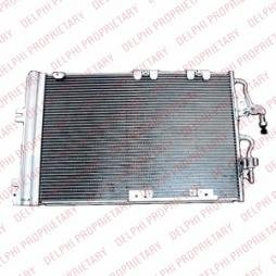 DELPHI TSP0225667 Condenser Air Conditioner