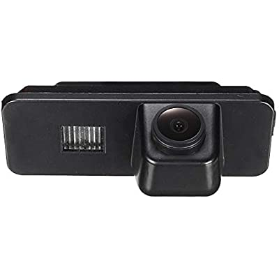 Super CCD Sensor Vehicle 170 Wide Angle Night Vision Rear View IP68 Reverse Camera for Passat CC PHAET  Scirocco Polo Variant Golf5 MK4 MK5 MK6 Seat Leon  Leon4 Skoda
