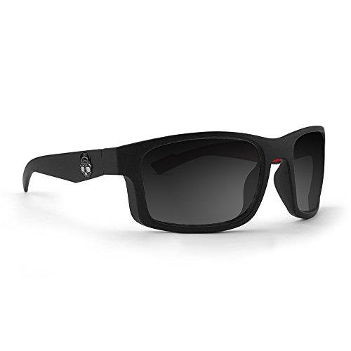 Epoch ASR Magnet Performance Glasses Black Frame Clear to Super Dark Photochromic Lens by Epoch Eyewear (Image #5)