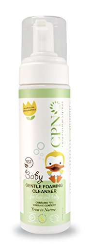 California Pure Naturals Baby Gentle Foaming Cleanser for Body and (Suki Avatar Costume)