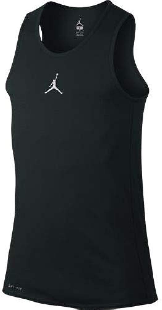 Nike Rise Dri-Fit Tank Camiseta sin Mangas de Baloncesto, Hombre ...