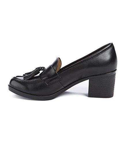 BareTraps Ziloh Womens Heels Black pIMSkKq8DC