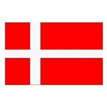 Baumarkt Dänemark dänemark fahne 150 x 90cm amazon de garten